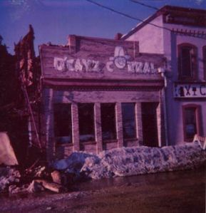 O' Cayz Corral, Post- Fire