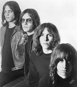 Scott Asheton, Ron Asheton, Dave Alexander, Iggy Pop