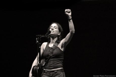 Madison WI Orpheum Theater Concert Ani Difranco