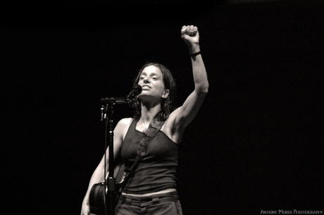 Madison WI Orpheum Theater Concert Ani Difranco