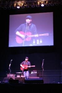 Peter Mulvey Progressive Concert Madison WI Orpheum Theater