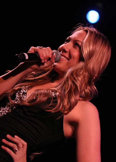 Colbie Caillet live concert photo Madison WI Barrymore Theatre