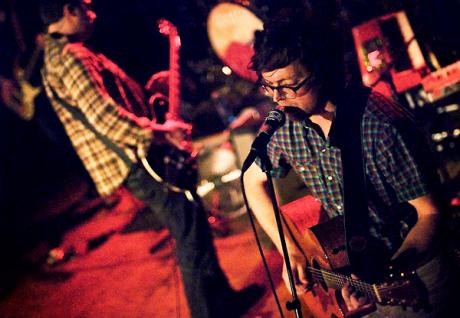 Gomez guitars live @ The Majestic