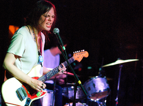 Scout Niblett Bites live @ The Frequency