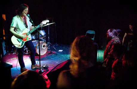 Scout Niblett To Crowded Room live @ The Frequency