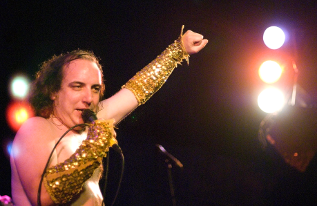 Har Mar Superstar Naked Power live @ The Annex