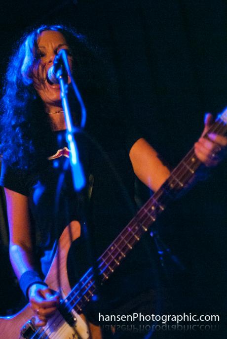Totimoshi bass @ The Highnoon Saloon