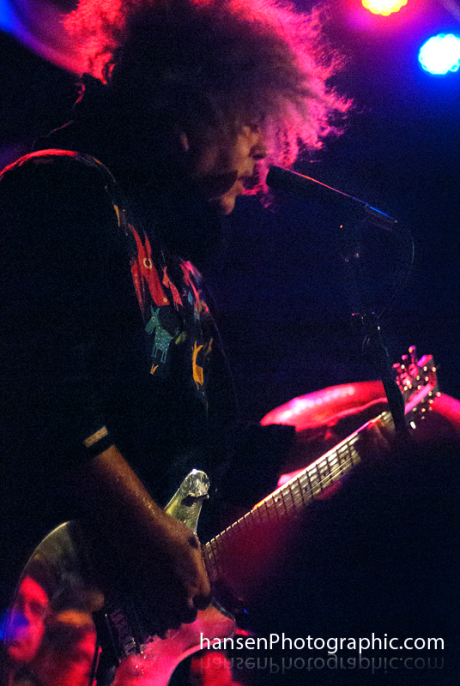 The Melvins Buzz Osborne 2 @ The High Noon Saloon