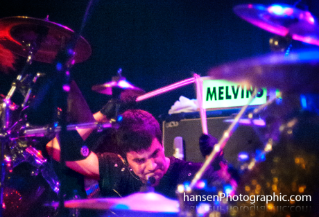 The Melvins' Coady Willis @ The High Noon Saloon