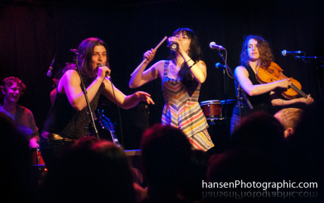 Thao & Mirah + @ The High Noon Saloon
