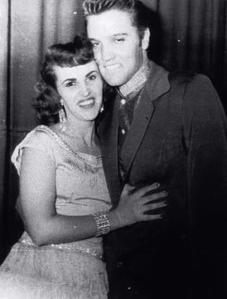 Wanda Jackson Elvis Presley