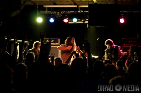Valient Thorr The Frequency Madison
