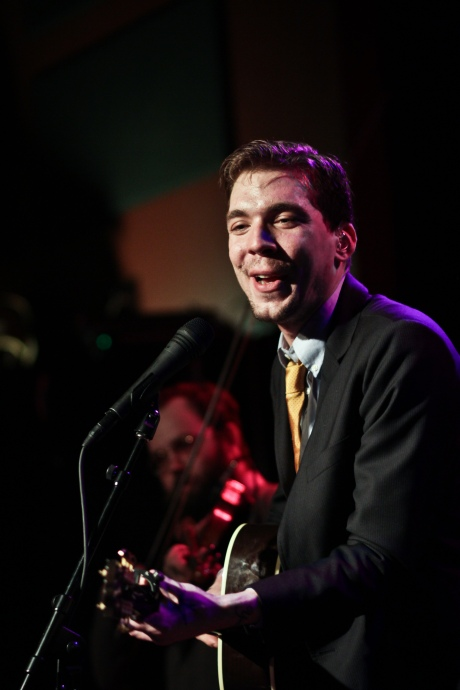 Justin Townes Earle Jessica Lea Mayfield High Noon Saloon Madison WI