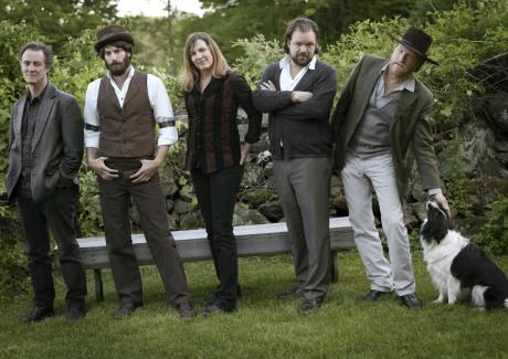 Ray LaMontagne band photo