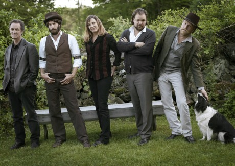 Ray LaMontagne band photo
