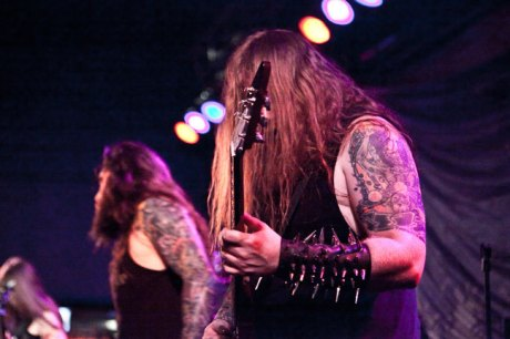 Skeletonwitch The Annex Madison WI live concert photos