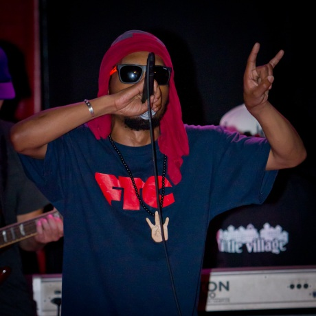 Del The Funky Homosapien Madison WI live concert photos Majestic Theatre