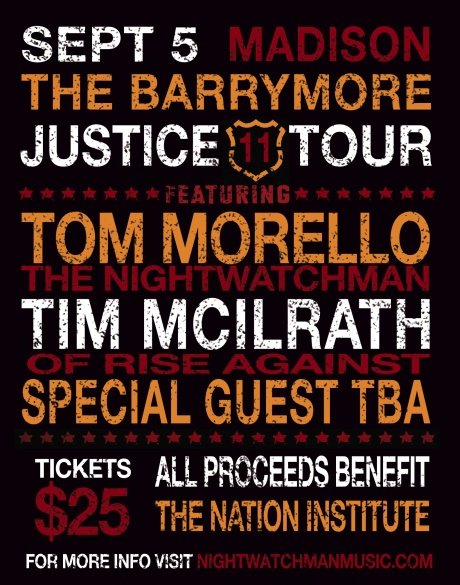 Justice Tour