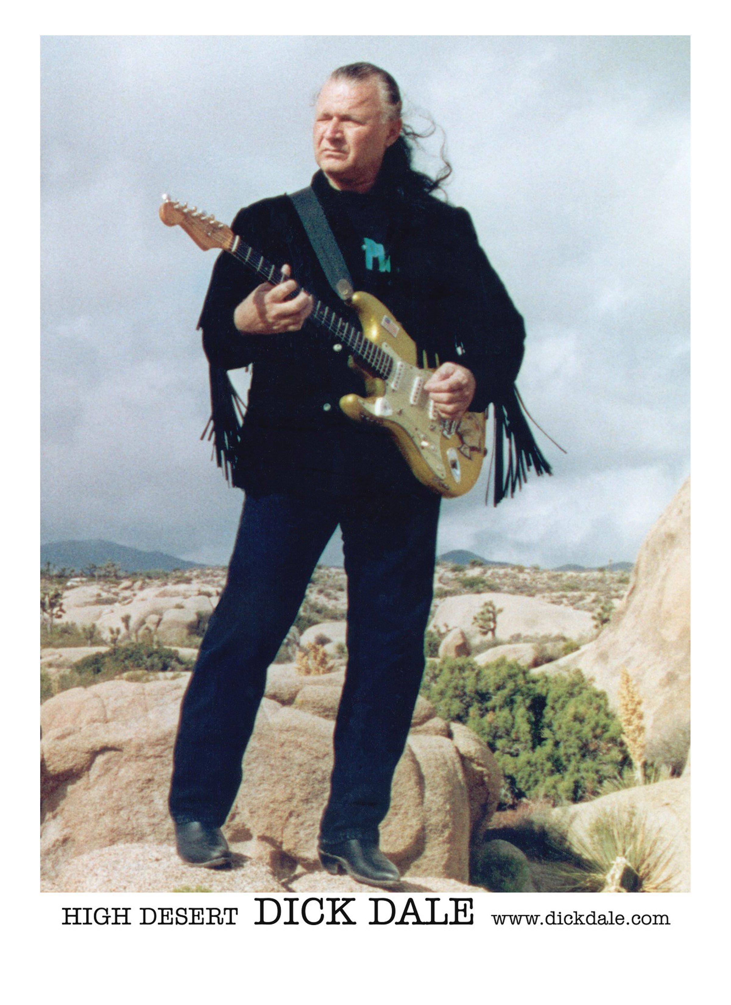 dick dale Dick dale cuyo nombre completo es richard anthony monsour (boston, massachusetts, 4 de mayo de 1937), es un músico y guitarrista estadounidensepionero del surf rock junto a the ventures, y líder de la banda dick dale & the del-tones.