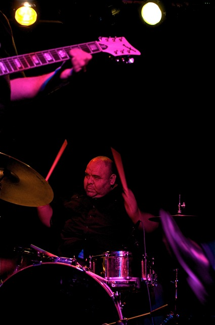 Waco Brothers Madison WI live concert photos The Frequency