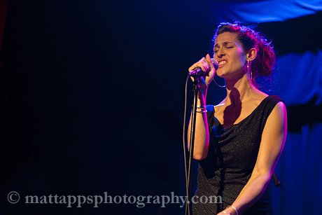 Dessa live concert photos High Noon Saloon Madison WI