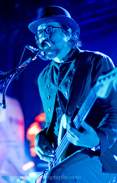 Primus live concert photos Orpheum Theatre Madison WI