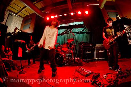 Melt-Banana Madison WI High Noon Saloon love concert photos