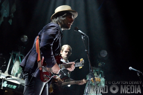 Wilco live concert photos Madison WI Overture Hall