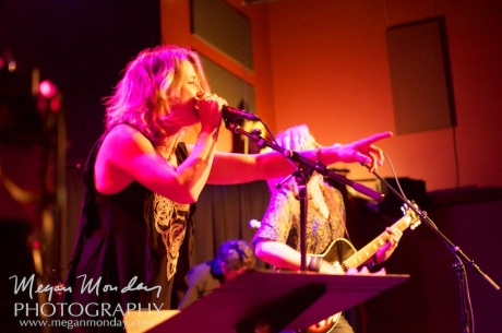 Ollabelle live concert photos Madison WI High Noon Saloon