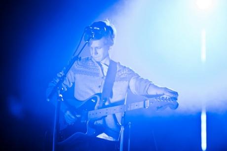 Bon Iver live concert photos Orpheum Theatre Madison WI