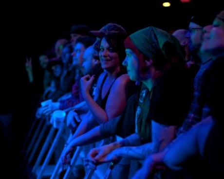 Hank 3 live concert photos Barrymore Theatre Madison WI