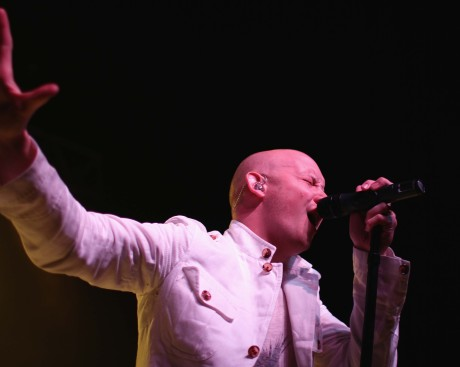 The Fray live concert photos Madison WI Orpheum Theatre