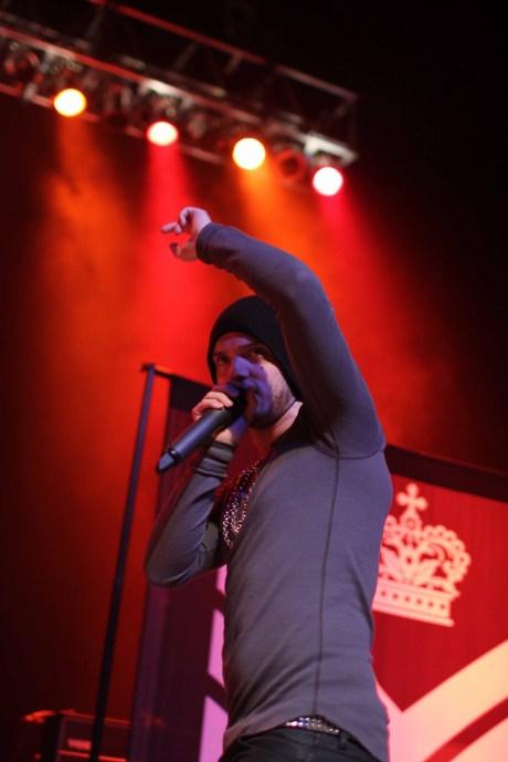 The Cab live concert photos Madison WI Orpheum Theatre