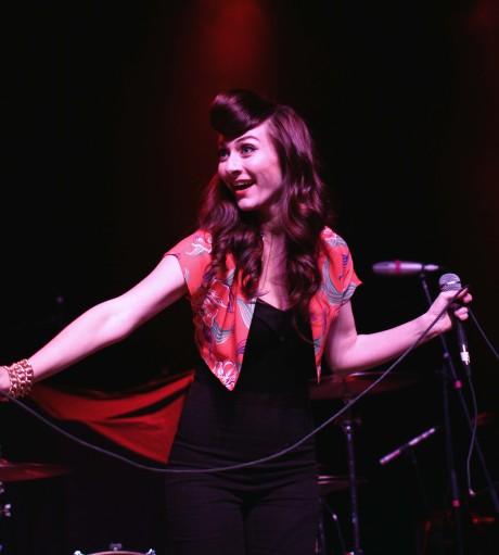 Karmin live concert photos Madison WI Orpheum Theatre