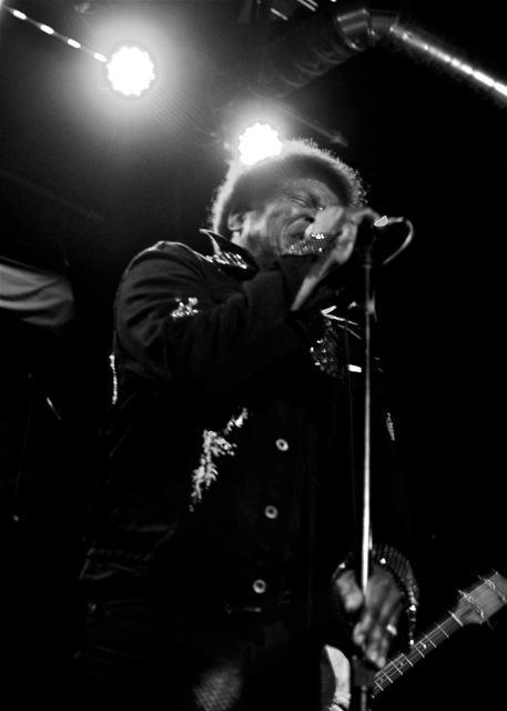 Charles Bradley live concert photos Madison WI High Noon Saloon