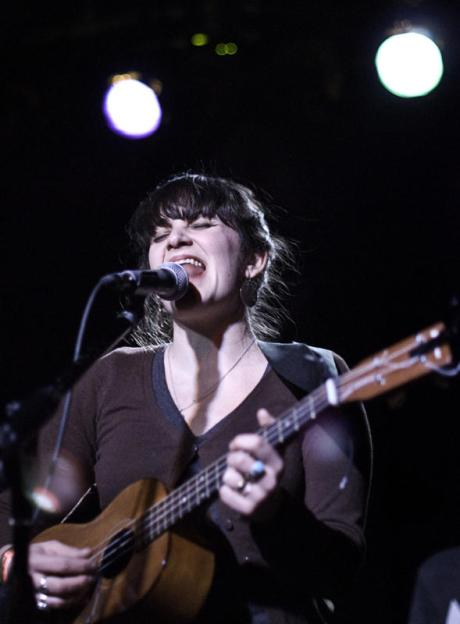 Lucy Michelle Velvet Lapelles live concert photos The Frequency Madison WI