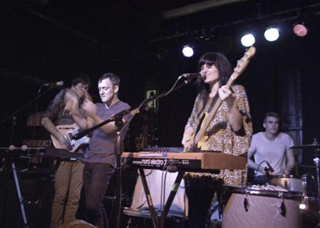 Kopecky Family Band live concert photos The Frequency Madison WI