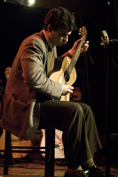 Frank Fairfield live concert photos High Noon Saloon Madison WI