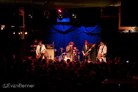 Electric Six Madison Wi live concert photos High Noon Saloon