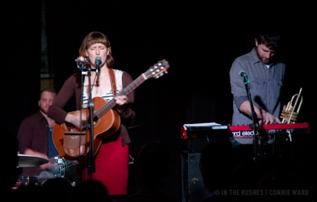 Laura Gibson live concert photos Madison Wi The Frequency