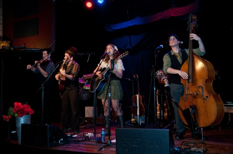 Caravan Of Thieves live concert photos High Noon Saloon Madison WI