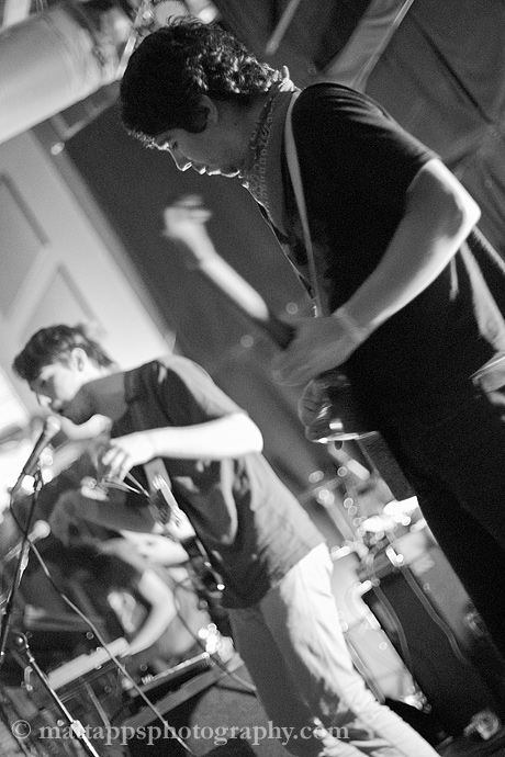 Reptar High Noon Saloon Madison WI live concert photo