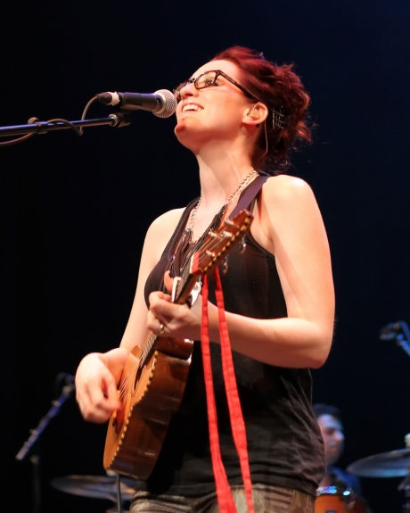 Ingrid Michaelson Madison WI live concert photography Capitol Theater