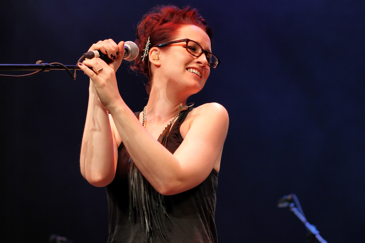 live concert photos  ingrid michaelson