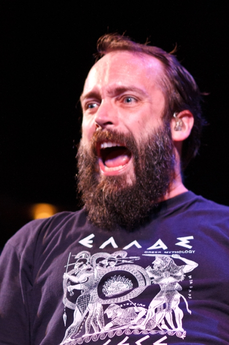 Clutch live concert photos Madison WI Barrymore Theatre