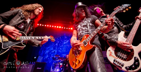 Slash live concert photos Orpheum Theatre Madison WI