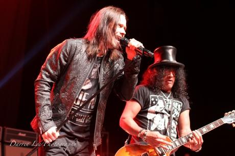 Slash live concert photos Orhpeum Theatre Madison WI