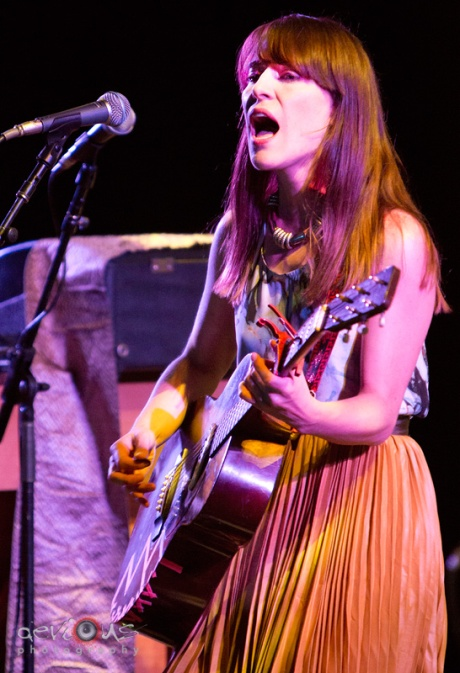 Feist live concert photos Madison WI Capitol Theater