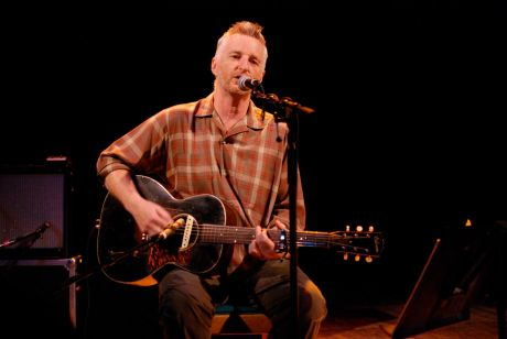 Billy Bragg Barrymore Theatre live concert photos Madison WI