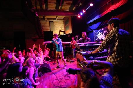 Watsky live concert photos High Noon Saloon Madison WI